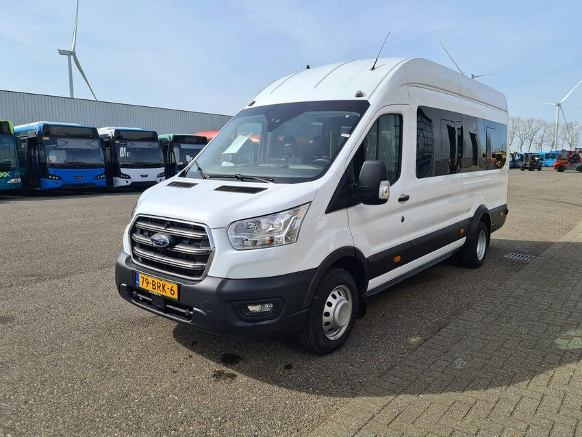 second hand mini buses